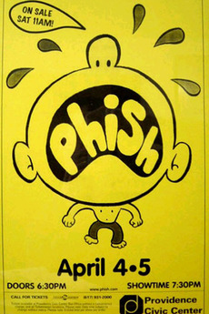 Phish - Providence Civic Center - 04-04-1998