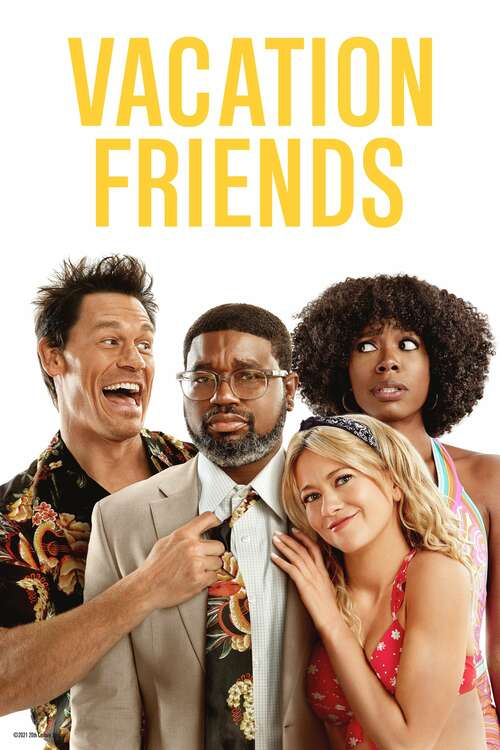 Vacation Friends, 2021 - ★★½