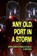 Columbo: Any Old Port In A Storm