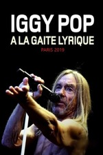 Iggy Pop - Live in Paris