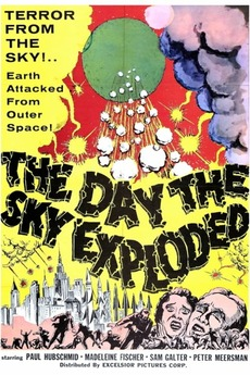 The Day the Sky Exploded (1958)