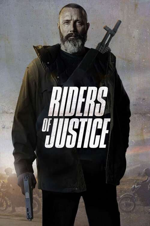 Cover Riders of Justice