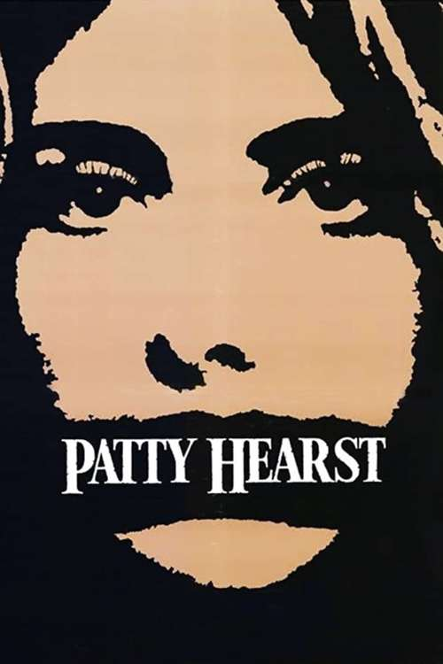 Patty Hearst movie poster