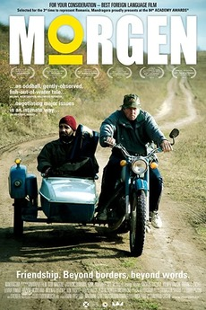 Morgan (2016 film) - Wikipedia
