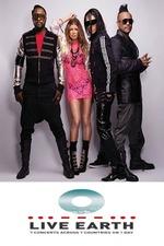 Black Eyed Peas Live Earth