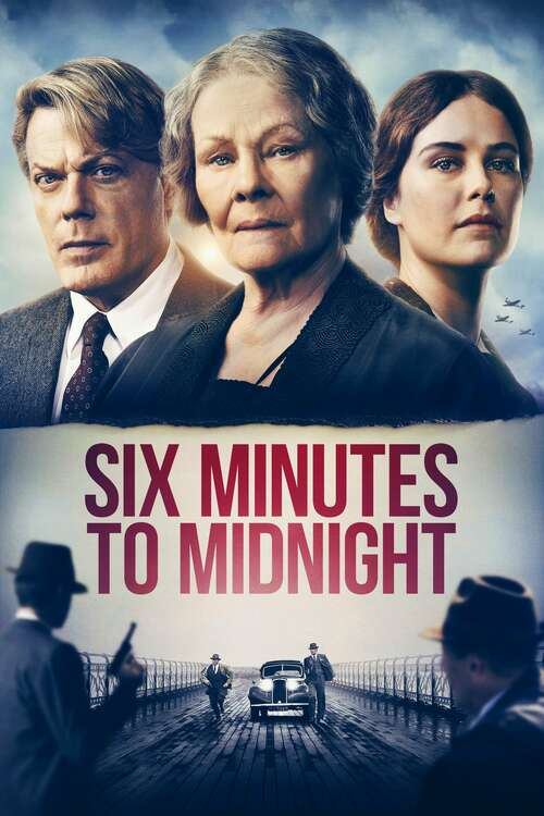 Cover Six Minutes to Midnight
