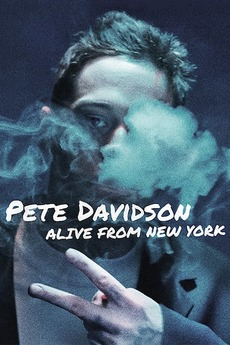 Pete Davidson Alive From New York 2020 Directed By Jason Orley Reviews Film Cast Letterboxd