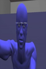 Life of Blue Man