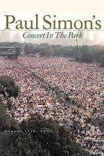 Paul Simon: Paul Simon's Concert in the Park