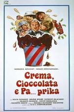 Crema, cioccolata e... Paprika