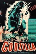 Godzilla Le Monstre de L'Océan Pacifique