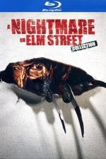 "A Nightmare On Elm Street - Bluray Boxset ""Never Sleep Again"""