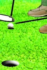Terror of Golf Course