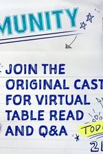Community Reunion Special - Virtual Table Read event
