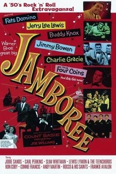 Jamboree! (1957) directed by Roy Lockwood • Reviews, film + cast ...
