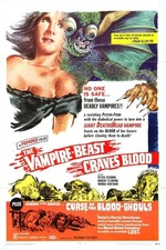 The Vampire Beast Craves Blood