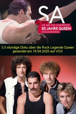 We are the Champions - 50 Jahre Queen