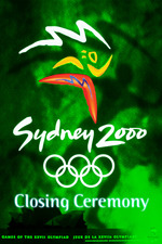 Sydney 2000 Olympics Closing Ceremony