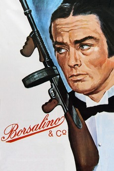 Borsalino and Co. (1974) directed by Jacques Deray • Reviews d384fd4bd07