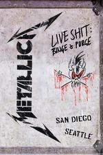 Metallica: Live Shit - Binge & Purge, San Diego (Video 1993)