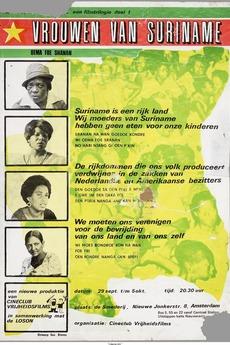 Women of Suriname