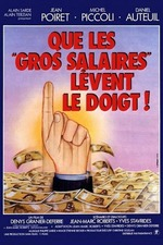 Will the High Salaried Workers Raise Their Hands!