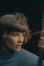 Katharine Hepburn as Joan of Arc in Technicolor Screen Test