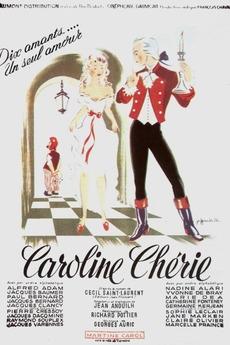 dear caroline 1951 directed by richard pottier film cast letterboxd. Black Bedroom Furniture Sets. Home Design Ideas