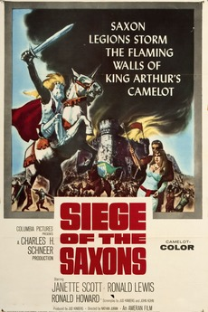 siege of the saxons film locations