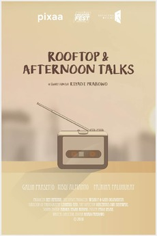 Rooftop & Afternoon Talks