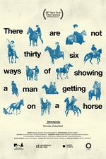 There Are Not Thirty-Six Ways of Showing a Man Getting on a Horse