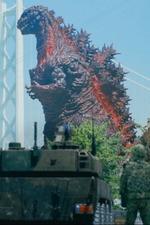 Godzilla Interception Operation Awaji