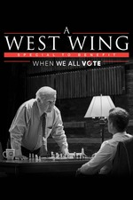 A West Wing Special to Benefit When We All Vote
