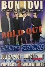 Bon Jovi, Live at Giants Stadium, 2001