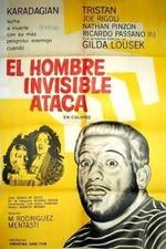 El hombre invisible ataca