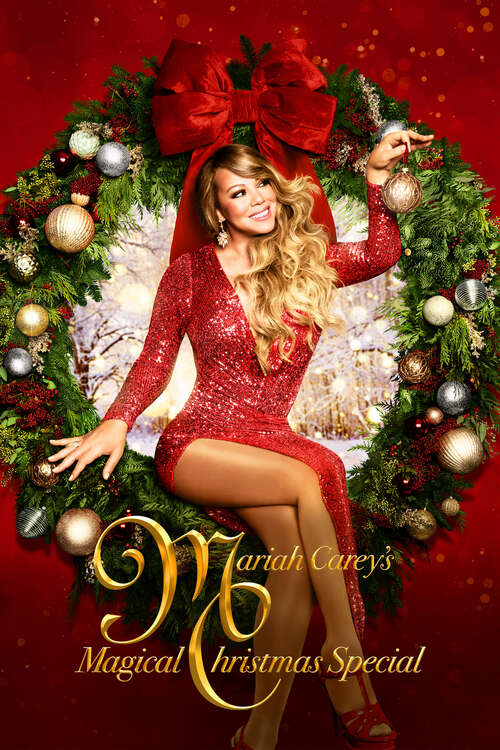 Mariah Carey's Magical Christmas Special movie poster
