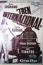 Tren internacional