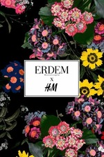 ERDEM x H&M: The Secret Life of Flowers
