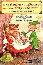 The Country Mouse & the City Mouse: A Christmas Tale
