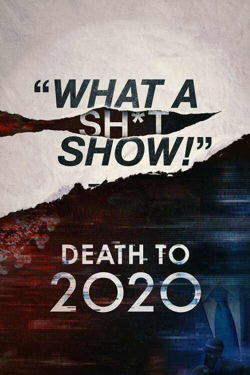 Death to 2020 movie poster