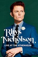 Rhys Nicholson: Live at the Athenaeum