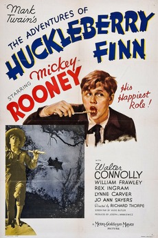 The Adventures of Huckleberry Finn (1939) directed by Richard Thorpe • Reviews, film + cast
