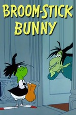 Broom-Stick Bunny