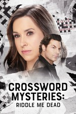 Crossword Mysteries: Riddle Me Dead