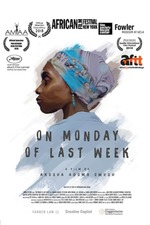 On Monday of Last Week