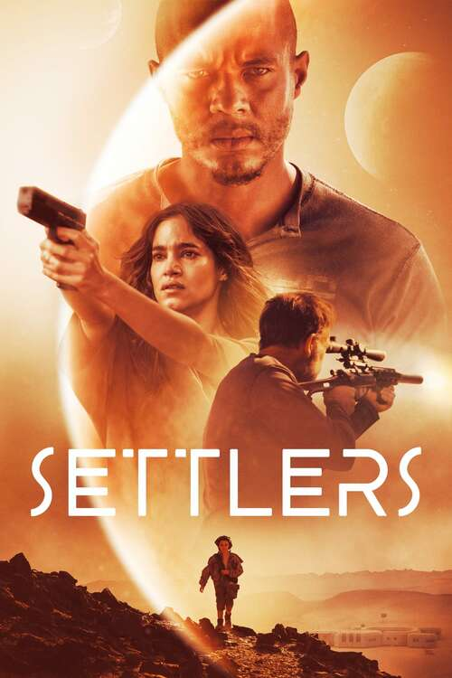 Cover Settlers