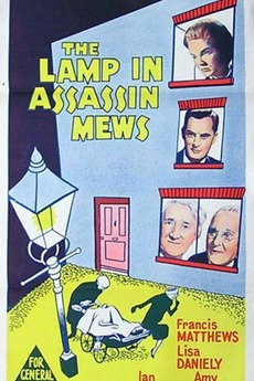 Lamp in Assassin Mews