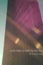 Curly Takes a Bath By The Sea