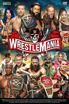 WWE: WrestleMania 37 (Night 2)