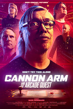 Cannon Arm and the Arcade Quest